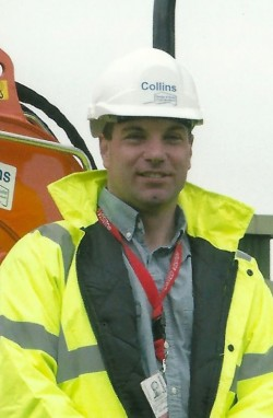 Dave Jones – Construction Manager